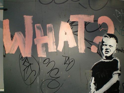 Banksy what