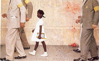The-problem-we-all-live-with-norman-rockwell