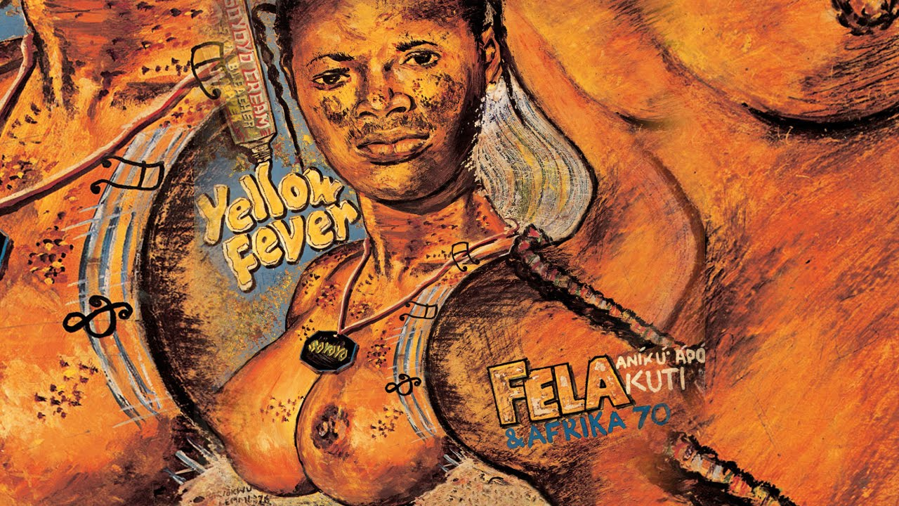 FELA KUTI-YELLOW-FEVER